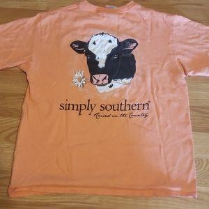Youth Girl Sz Medium Simply Southern